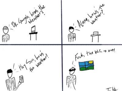 Stupid WiFi