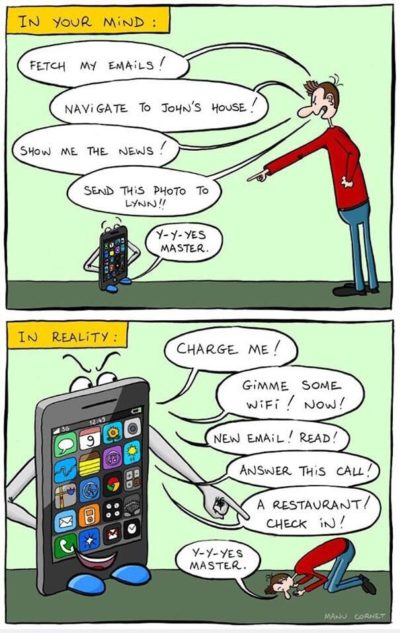 PhOnEs ArE cOnTrOlLiNg uS