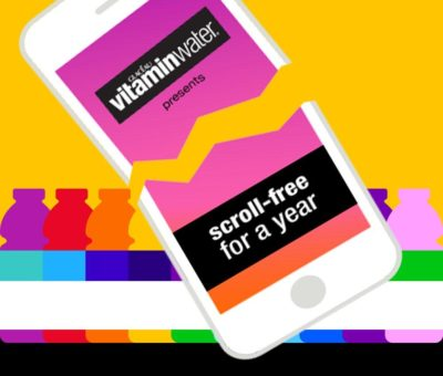 Tips and Tricks to win the VitaminWater contest No Phone for a Year