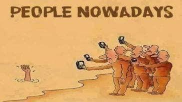 PEOPLE NOWADAYS https://inspirational.ly