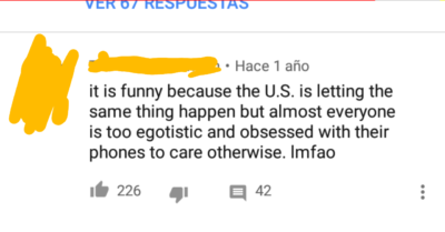 Phones caused the decadence of Iran right guys?