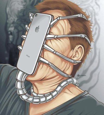 ALIEN PHONE ALIEN PHONE