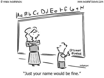 """""""Just your name would be fine."""" https://inspirational.ly"""