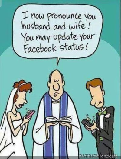 Marriage = Phones