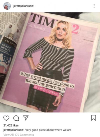Social media is bad
