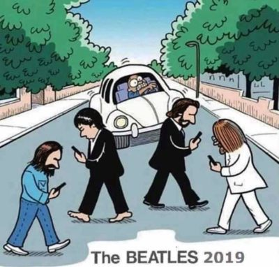 Beatles 2019 (found on FB)