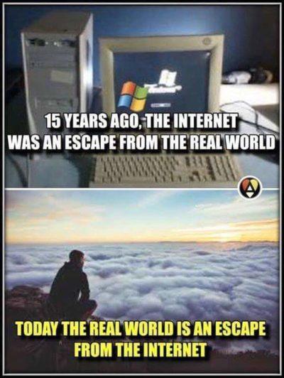 Internet bad thing