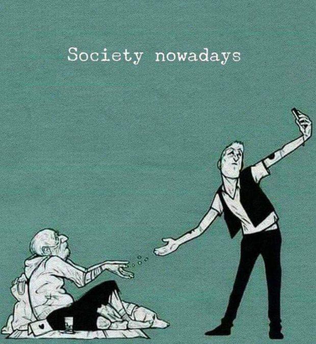 Society nowadays https://inspirational.ly