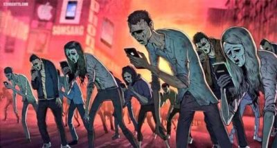 Zombification of teens continues, 45% of teens are online almost constantly