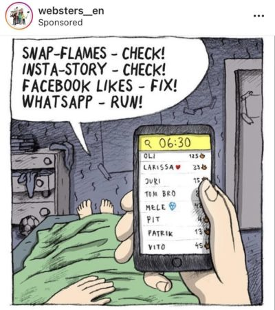 Whatsapp – Run???