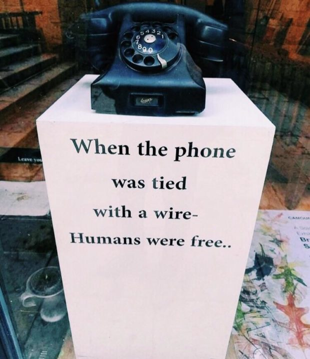 was tied with a wire- Hunnans were free.. https://inspirational.ly