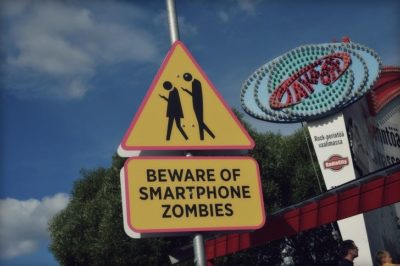 Don't be a zombie!