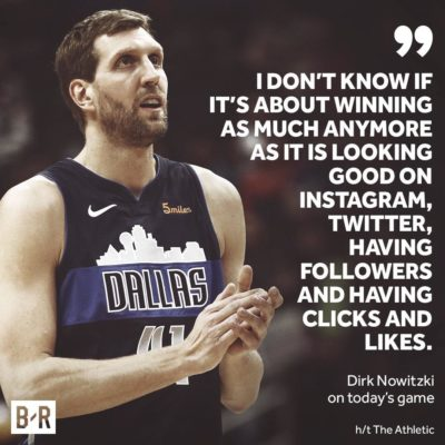 not dirk too