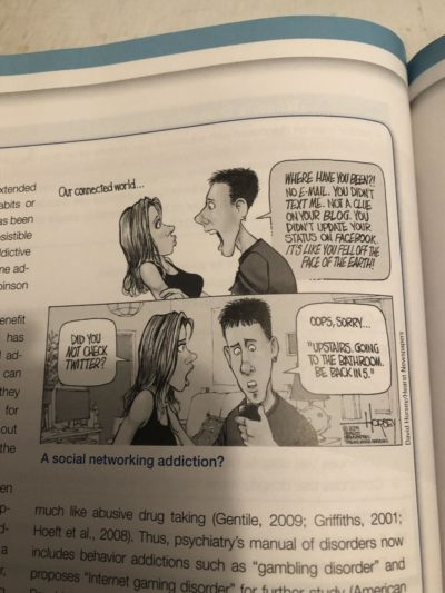 found one in my psychology textbook