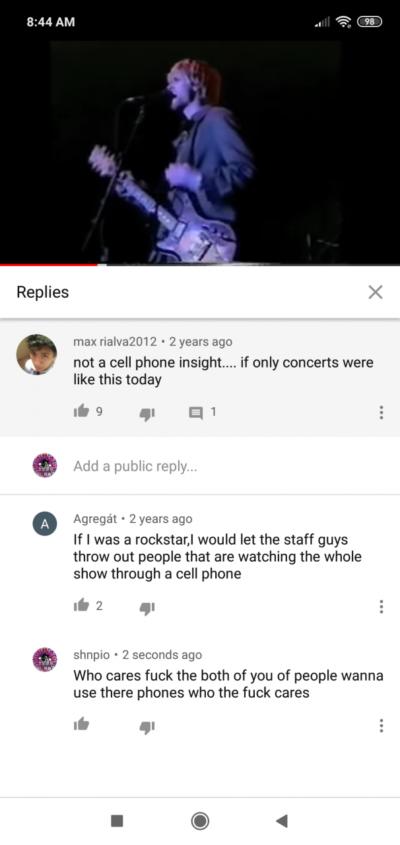 Ban the phones