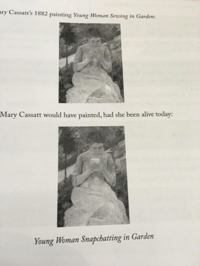Found in an SAT practice booklet