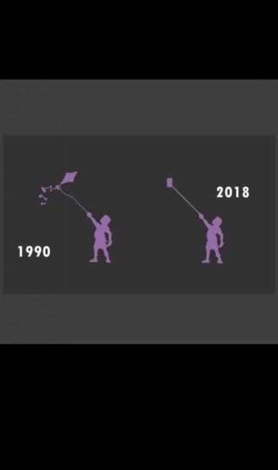Bring back kites!