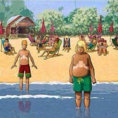 🤣🤣🤣 New summer trend haha 🤣🤣🤣