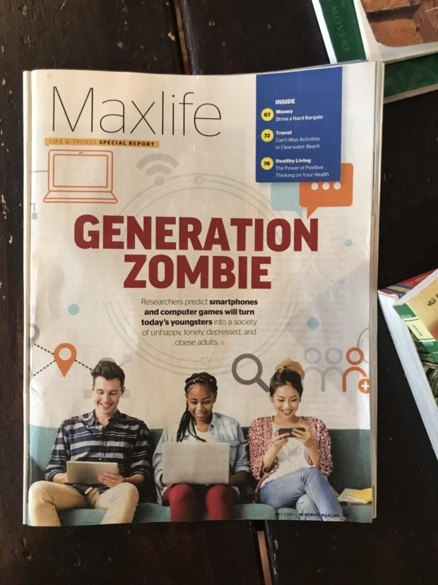 Maxm'e SPECIAL REPOln Researchers predict smartphones and computer games will turn today's youngsters u no a b'LJC «:1 y of unfunny lonely, deprcsauzi, and obese adults, My Drive a Hard wk! 6 1mm Can't-Muss Activities In Clearwaler Beach WWII The Power 0! Positive Thmlung on https://inspirational.ly