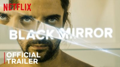 """beep beep boop Everywhere you look people are hooked on the things."" Black Mirror s5 trailer"