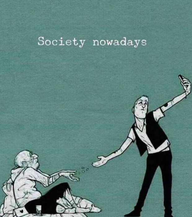 Society nowadays https://inspirational.ly