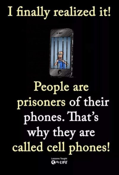 We've all been prisoners this whole time!!