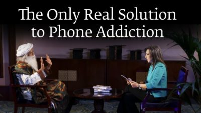 Real solution to phone Addiction.
