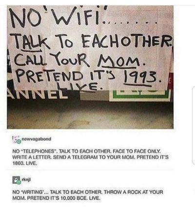 Wifi bad
