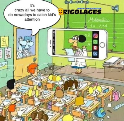 big phone eats kids