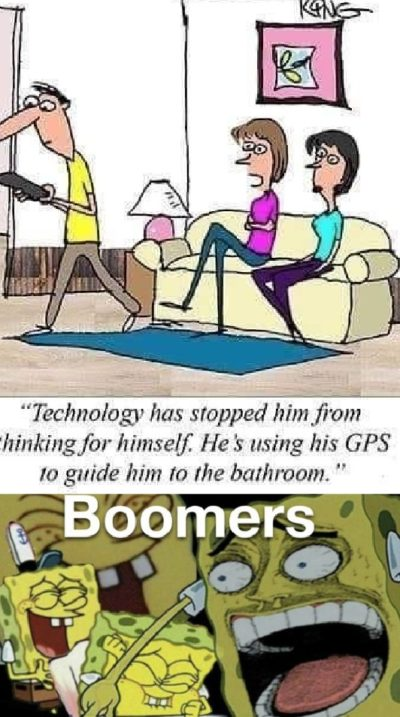 Boomers, baby!
