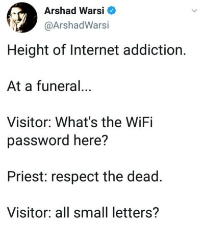Ah yes… enslaved wifi