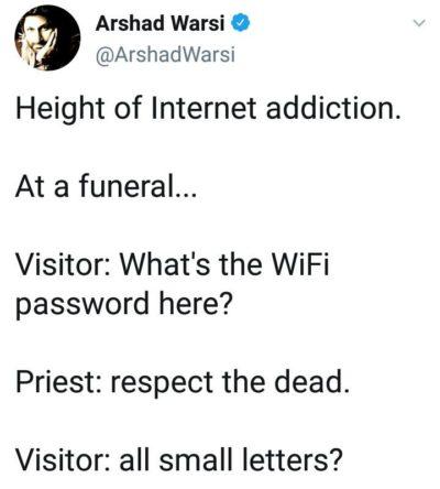 Ah yes… enslaved wifi