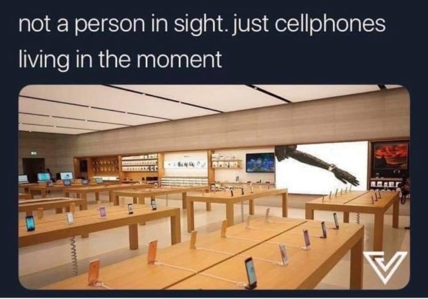 not a person in sightjust cellphones living in https://inspirational.ly