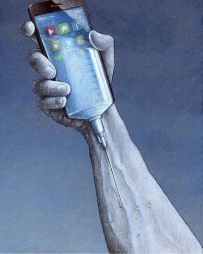 Phone = Heroin