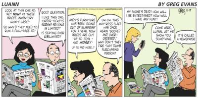 Newspapers > Phones