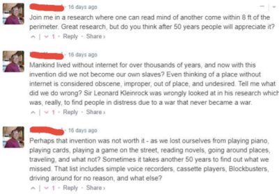 """Not exactly phones but I thought it'd fit here, found on a """"history of the internet"""" page"""