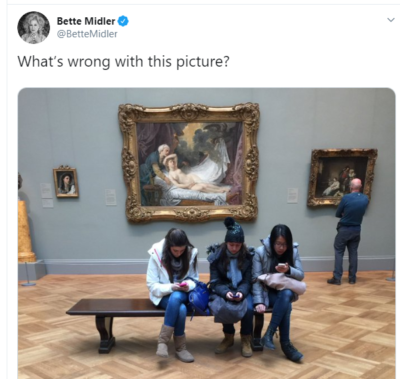 Art good, phones bad