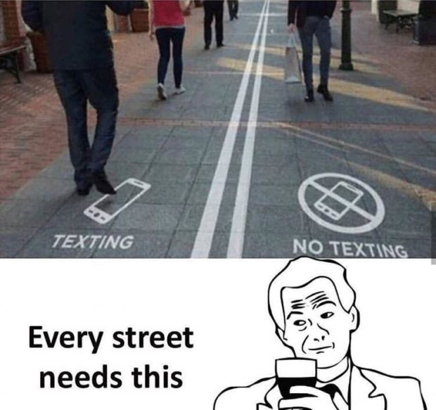 Every street https://inspirational.ly