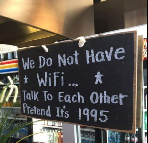a— —* Wifi... 1' / Talk To Each Other 11Pretend1ts I'HS h: m «H https://inspirational.ly