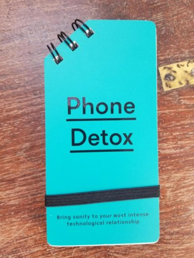 Phones are toxins