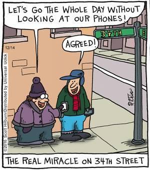 Phone = Bad
