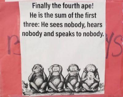Monkey + Phone = bad
