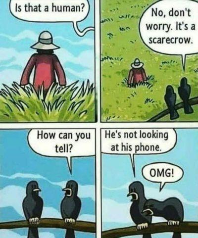 OMG! phone bad