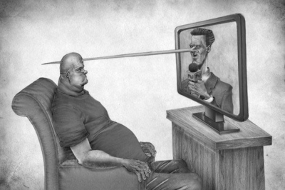 Tv bad