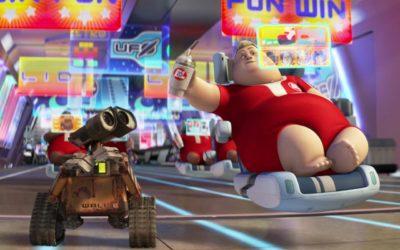 Just watch WALL-E