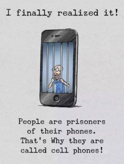 That's why I stick with smartphones