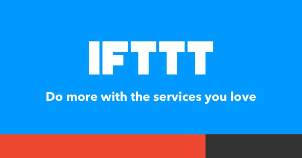 IFTTT Do more with the services https://inspirational.ly