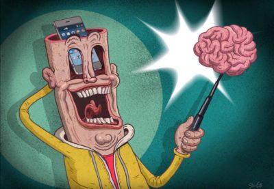 brain phone