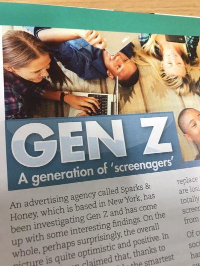 hello fellow screenagers!