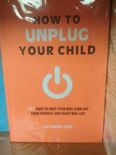 Time to unplug your child